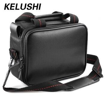 Livraison gratuite KELUSHI FTTH outil à Fiber optique de haute qualité emballage vide trousse à outils spéciale matériel à fibre/outils réseau sac vide