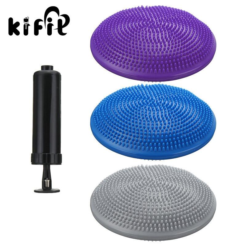 KIFIT NEW Yoga Balance Board Air Cushion Exercise Fs