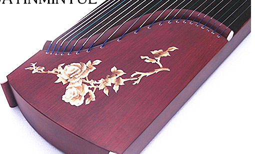 2017Guzheng Beginners Beginners Practice Playing Professional Grade Pure Solid Wood Adult Children Common Guqin