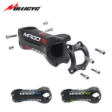 Ullicyc Super Strength Ultra light 6/17 Degree Mountain/Road bike Stand Stem Full Carbon Fiber Bicycle 31.8mm*(70-120mm)