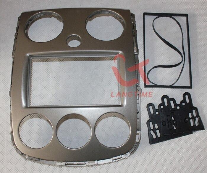 Автомобильная арматура dvd рамка панель dvd аудиокадр для Mazda Verisa, 2DIN