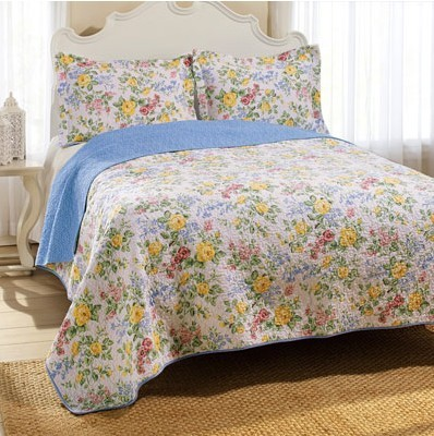 Laura ashley quality 100%cotton water wash quilting Europe American hotsale quilt <font><b>bed</b></font> cover <font><b>bed</b></font> sheets wholesale drop shipping