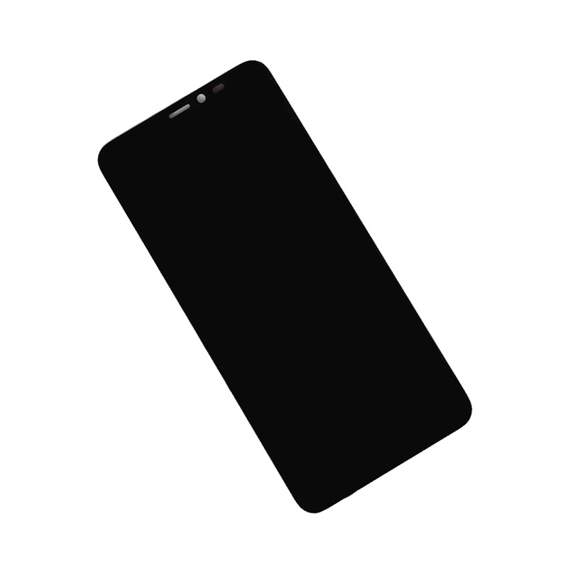 Image 2 - 100% tested 5.45'' new black for ZTE medium blade A530 A606 LCD + touch screen digitizer replacement accessories-in Mobile Phone LCD Screens from Cellphones & Telecommunications