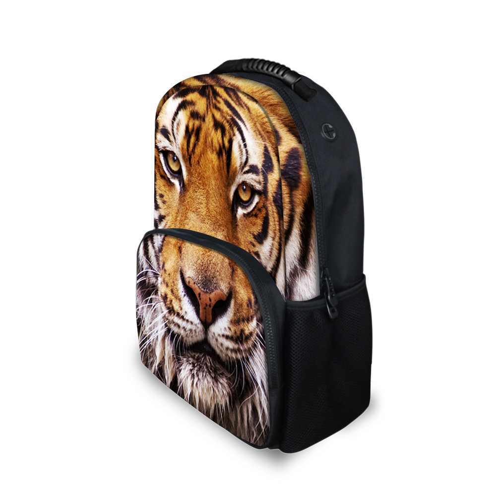 FORUDESIGNS African Traditional Printing School Bags Men Boys Big School Shoulder Bookbag Kids Girls Backpack Dropshipping 2018