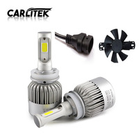 H4 LED H7 LED H11 H8 H9 H1 9006 HB4 Car Light Headlight Bulb COB Auto