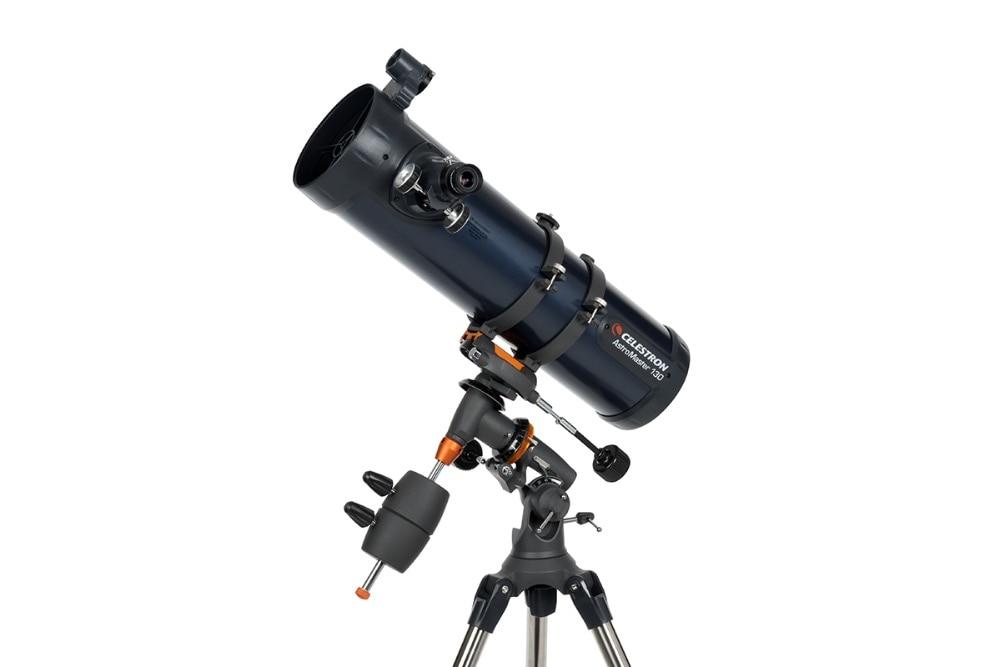Telescopes celestron astromaster eq newtonian reflector