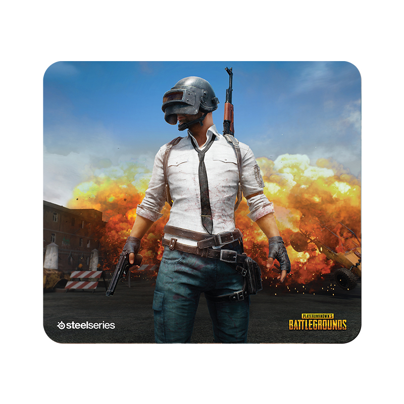 steelseries qck+ CSGO Howl Battle Grounds Limited edition Squad version new thickened large game mouse pad