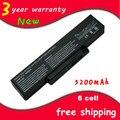 Аккумулятор Для ноутбука E500 EB500 ED500 M740BAT-6 M660BAT-6 M660NBAT-6 ПЛ-524 ПЛ-528 ПЛ-529 ПЛ-718 BTY-M66 BTY-M68
