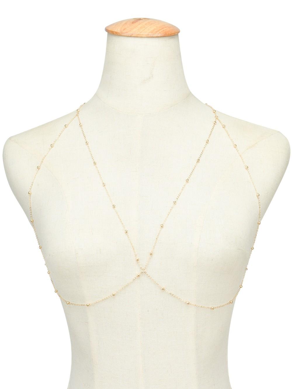 HTB1xzw5OVXXXXa1XXXXq6xXFXXXt Copper Bead Bikini Harness Body Chain For Women - 2 Colors