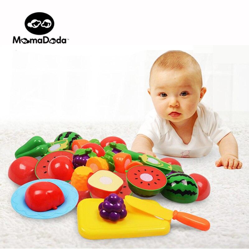 daily deals kids food kitchen cutting toys miniature plastic