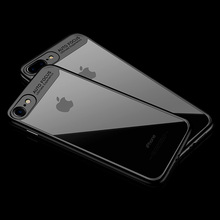 for iphone X case cover transparent full protector silicone soft ihone 7 plus for apple 8 cover fundas for iphone 8 plus case