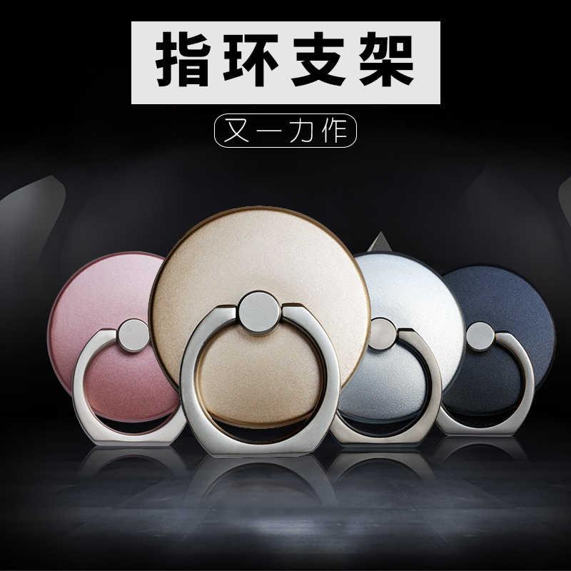 Nuevo soporte para teléfono móvil con anillo de dedo para iPhone 11 Pro XS Max X XR 8 7 6 6S más 5S de SmartPhone IPAD soporte para teléfono celular de Samsung