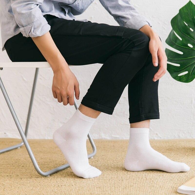HTB1xzxGkL2H8KJjy1zkq6xr7pXaK - Men's Socks Men Fashion Dress Mens Socks Cotton
