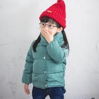 Winter Children Clothing Jacket Outerwear Next Coat Doudoune Fille Brand Parka Boy Girl Kids Clothes Casual