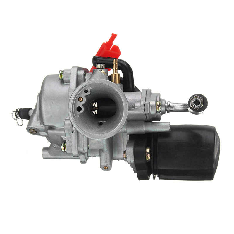 19 Mmcarburetor Karbohidrat untuk Cina 2-Stroke Skuter Yamaha Piaggio Zip JOG 50-110cc