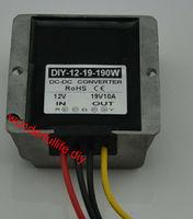 10PCS DC Converter Module 12V(9 19 Step up to 19V 10A 190W Car Power Adaptor Regulator