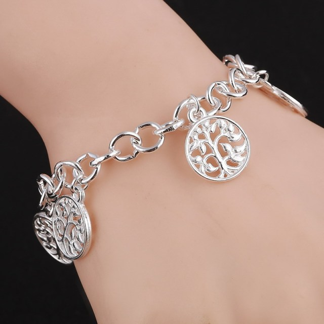 Beautiful Silver Plated Bracelet Fashionable Bridal Costume Accessory Best Fashion Jewelry For Girls & Aliexpress.com : Buy Beautiful Silver Plated Bracelet Fashionable ...