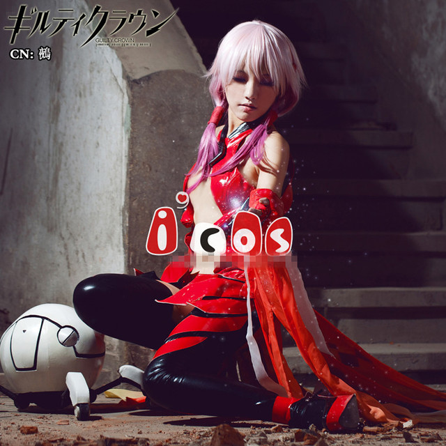 aliexpresscom buy guilty crown inori yuzuriha red
