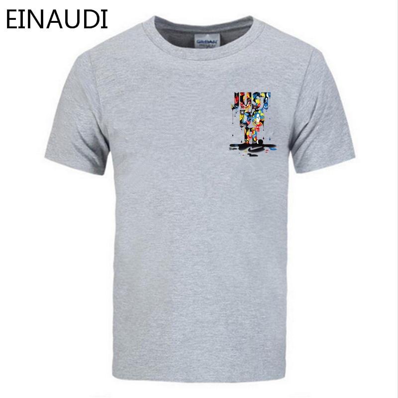 23bcdf504dc0c 2018 new fashion Just do it camiseta Marca Ropa Hip Hop carta imprimir  hombres camiseta anime manga corta camiseta de alta calidad hombres en  Camisetas de ...