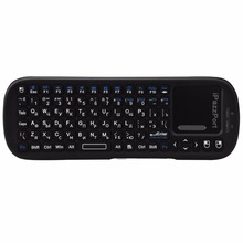 iPazzPort Russian Mini Wireless Keyboard and mouse touchpad for Android TV box/Smart TV/Raspberry Pi/HTPC/