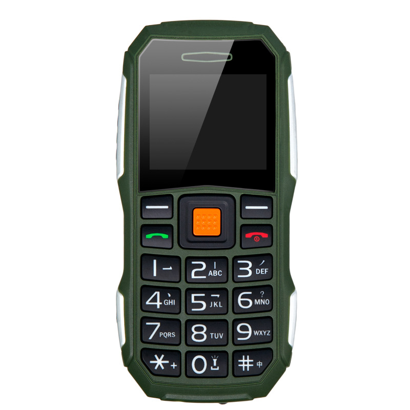 Original Old Man Low Price Mobile Camera MP3 FM Radio Shockproof Dustproof Rugged Sports Cheap Phone