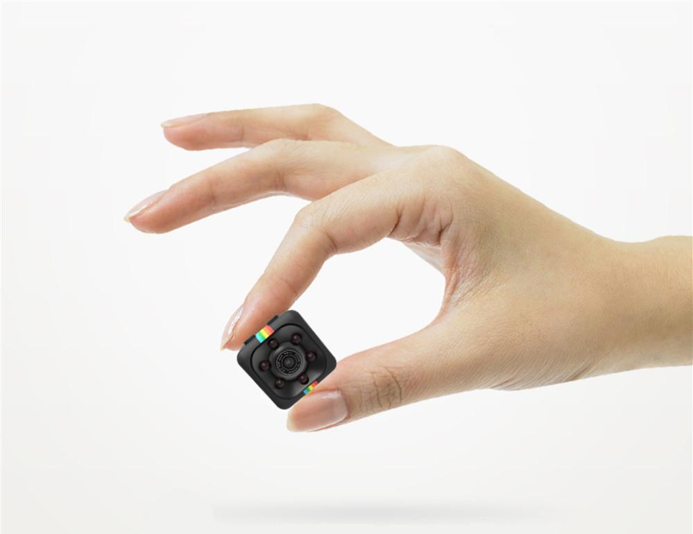 SQ11 mini cámara pequeña cam 1080 p Sensor de visión nocturna Cámara Micro cámara de vídeo DV DVR Cámara videocámara grabadora