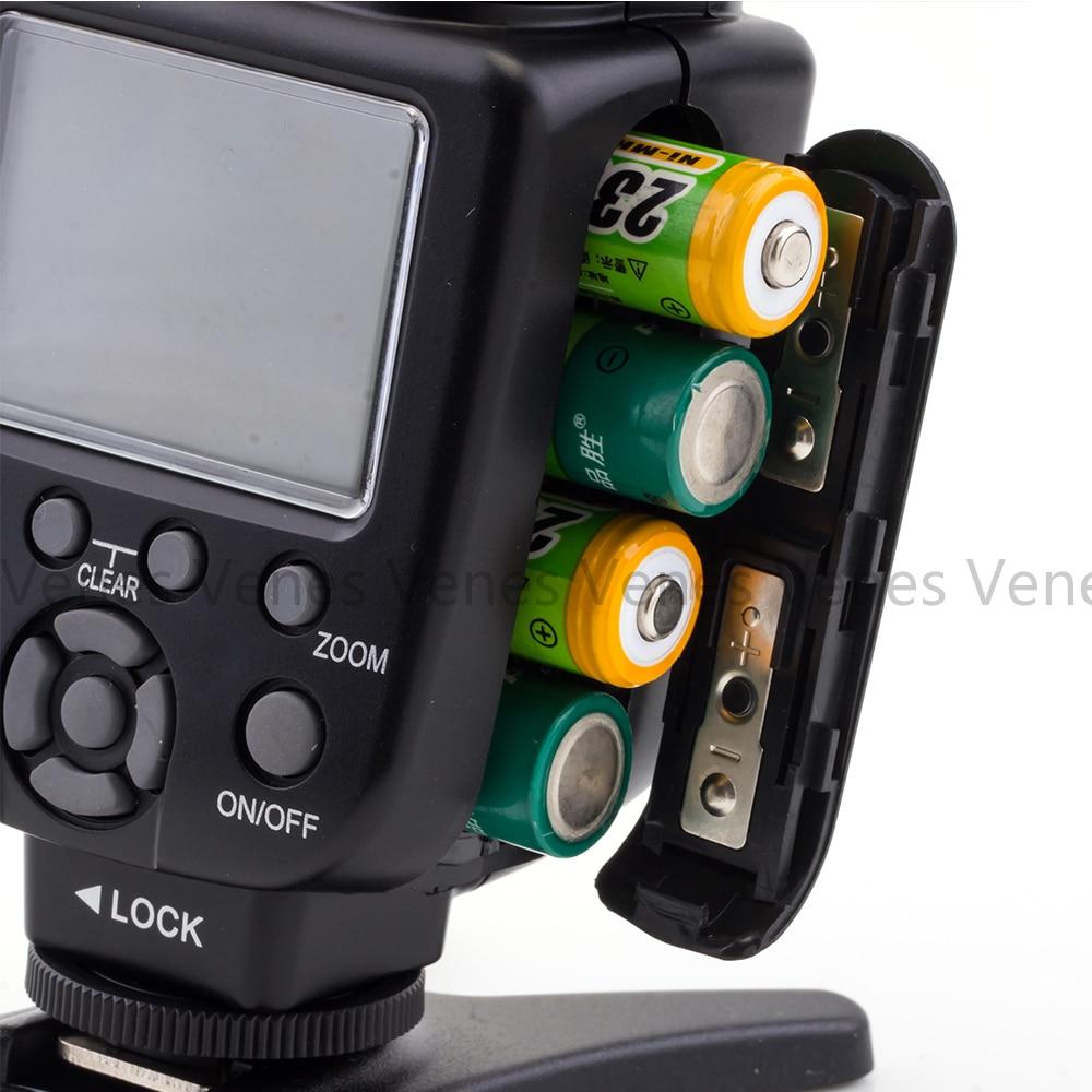 TRIOPO TR-586EX traadita välklambi režiim TTL Speedlite töö - Kaamera ja foto - Foto 4