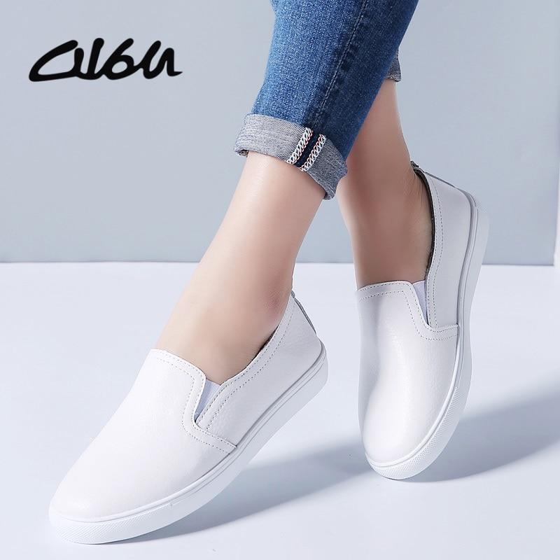 Sneakers lacci Scarpe B Donna 2018 senza Creepers Nero Primavera Appartamenti B bianco O16u Donna Nero Casual Barca 6653 6653 xw0qXAfIf
