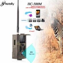 Skatolly HC-500M Digital Infrared Hunting Trail Kamera mms 12MP 1080P Video Night Vision Wildlife Foto Perangkap gsm Hunting Cam