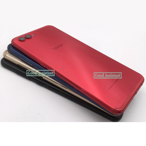 Image 3 - 5.99 inch For Huawei Honor V10 BKL L09 BKL TL10 / For Honor View 10 Back Battery Cover Door Housing case Rear Glass parts