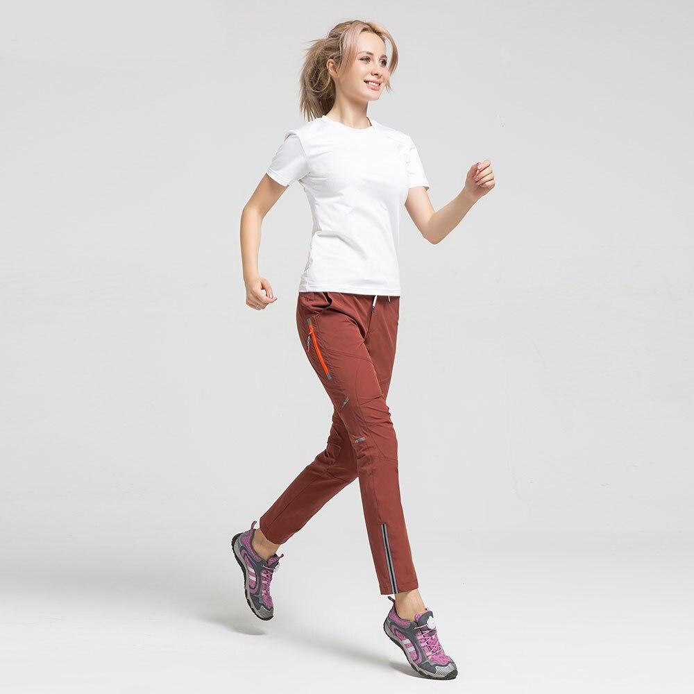 MOUNT CONRUER Női Nyári Gyors szárítású nadrágok Elasztikus - Sportruházat és sportolási kiegészítők - Fénykép 2