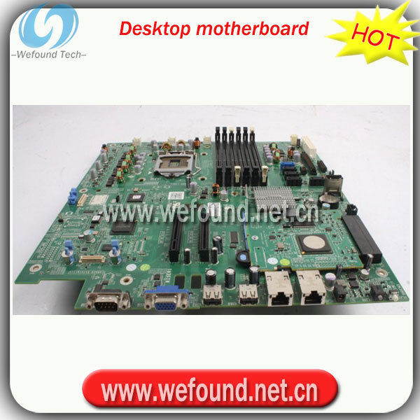100 Working Desktop Motherboard for R310 0TH3YC 5XKKK System Board Fully Tested