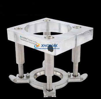 Spindle Motor Clamping Bracket Diameter Automatic Fixture Plate Device for water cooled / air cooling CNC spindle motor