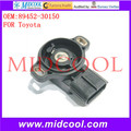 High Quality Auto Parts Throttle Position Sensor OEM:89452-30150