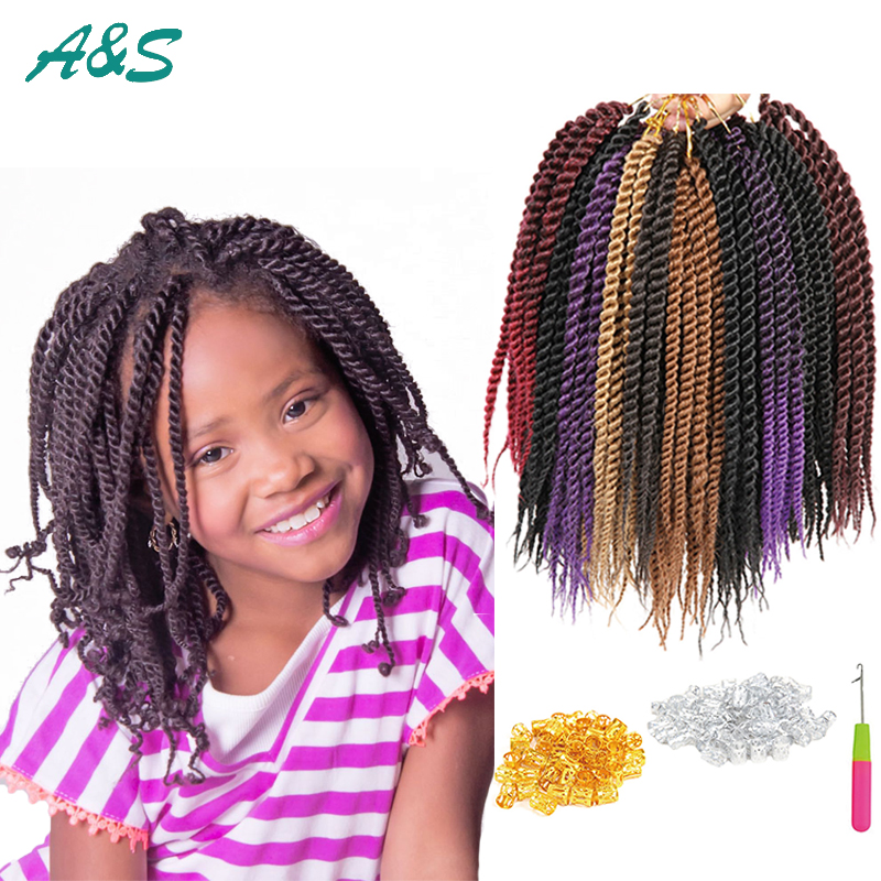 Micro Braids For Kids