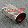 Para honda cb400 vtec 1/2/3/4 motocicleta filtro de ar de alto fluxo de ar filtro de entrada de moto peças/acessórios