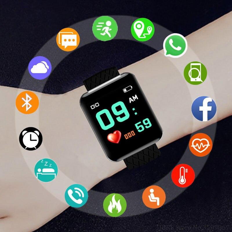 New Sport Watch Kids Watches Children For Girls Boys Wrist Watch Digital LED Electronic Wristwatch Child Clock Students Hours