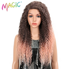 MAGIC Wigs For Black Women Kinky Curly Hair 26