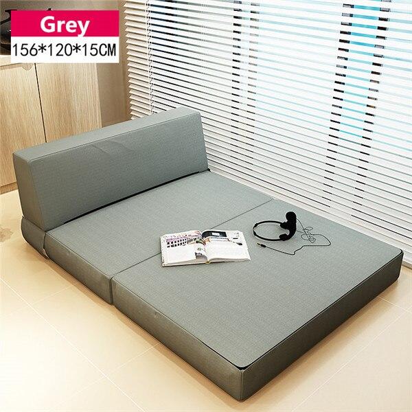 Outstanding Foam Folding Mattress And Sofa Bed With Removable Cover Inzonedesignstudio Interior Chair Design Inzonedesignstudiocom