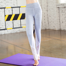 Fitness Leggings Ladies Mesh Pants See Through Legging Casual Womens Black Wide Waistband Mesh Insert Stirrup Leggings