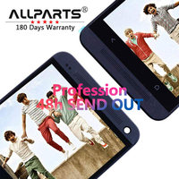 Original 4.7 '' Display Per HTC ONE M7 LCD Touch Screen HTC ONE M7 Display Digitizer 801e Nero Rosso Oro Blu Argento