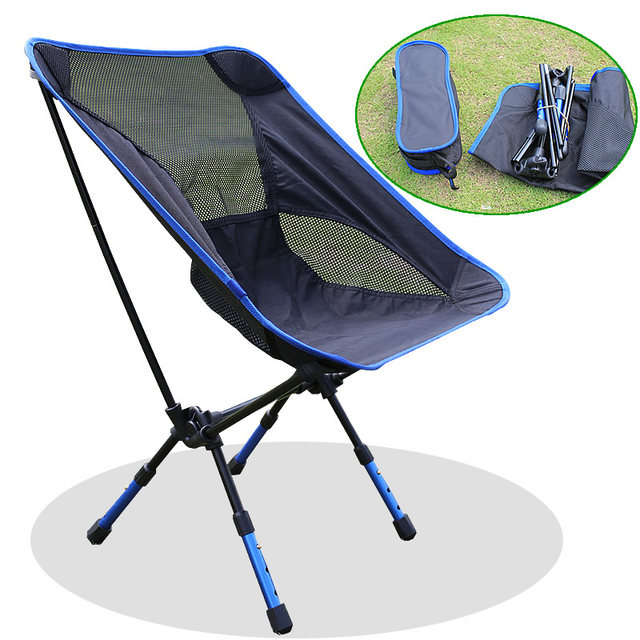 New Arrivel High Quality Barbecue Portable Folding Chairs Camping Chairs  Lightweight Folding Stool 4 Colors Free Shipping
