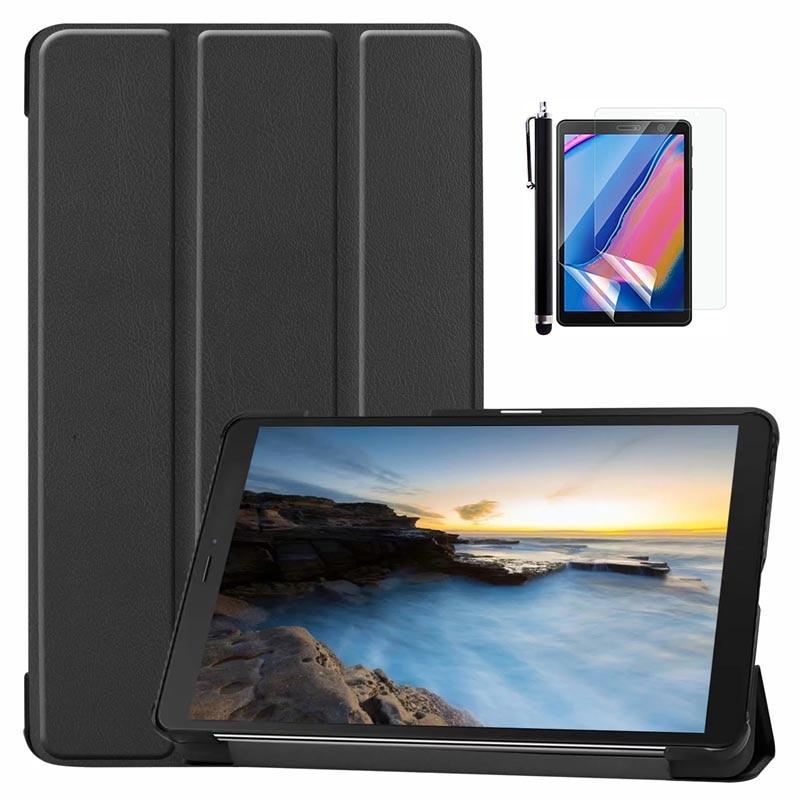 Para Samsung Galaxy Tab 8.0 2019 Caso Ultra Slim Caso Inteligente Para Galaxy Tab 8.0 polegada 2019 SM-T290 t295 Tablet