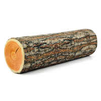 Caliente 1 piezas creativo flor exótica de tocón de árbol de madera almohada familia Bar decorativo coche personalidad almohada cojín