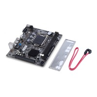 High Compatibity H81 1150 Computer Gigabit Ethernet Mainboard Motherboard Core CPU Board DDR3 Support LGA 1150