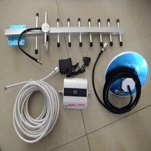 13DBI ЯГИ + сотовый телефон GSM усилитель сигнала! МОБИЛЬНЫЙ ТЕЛЕФОН МИНИ GSM 900 МГЦ сигнал повторителя GSM усилитель сигнала с ЖК-дисплеем