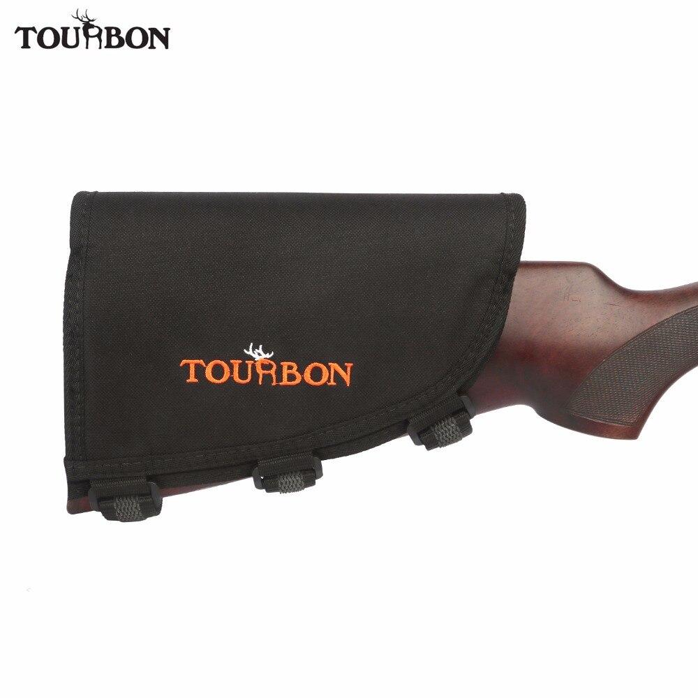 Tourbon chasse main gauche pistolet bout à bout Sniper joue reste cartouches de fusil munitions coquilles titulaire pour tir pistolet accessoires