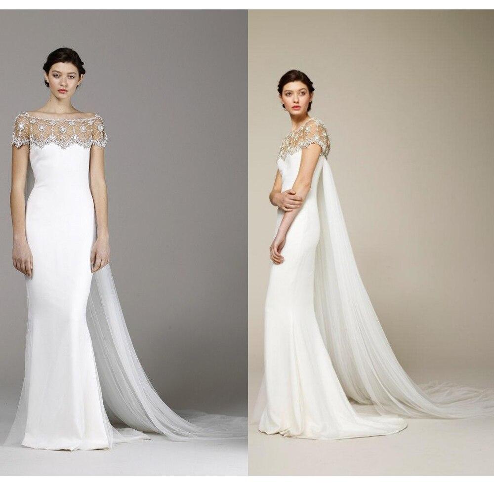 Ivory Lace Wedding Dress Beach