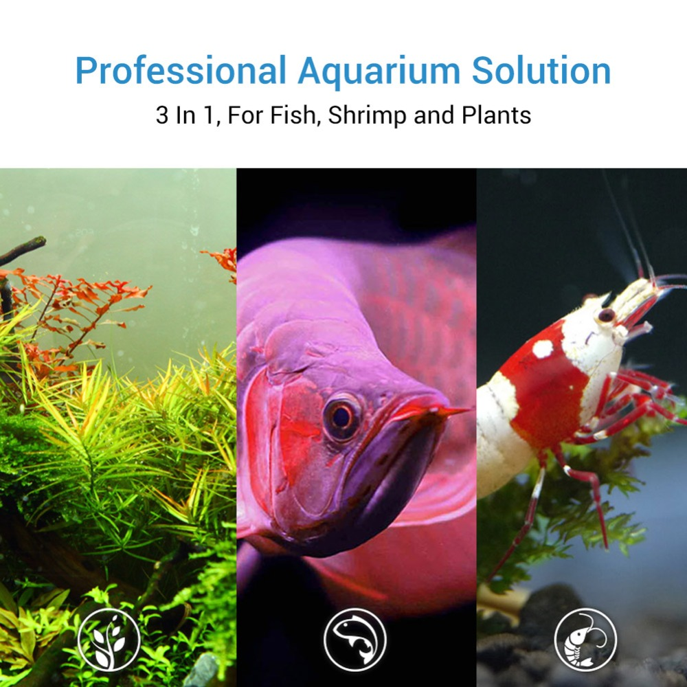 Image 2 - NICREW 4th Bluetooth Chihiros Doctor 3 in 1 Aquarium Algae Cleaner Electronic Inhibit Algae Sterilizer for Plants Fish Shrimp-in Cleaning Tools from Home & Garden