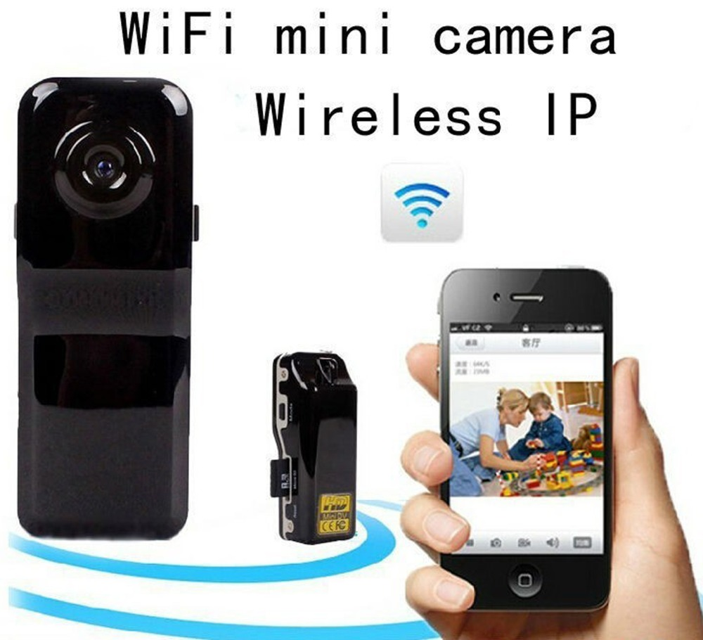 Remote Wifi IP P2P Wireless Mini Camera Secret Record Android IOS ... for Mini Spy Camera For Iphone  103wja